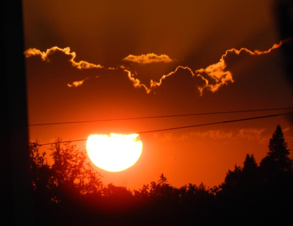 Hanging Sun