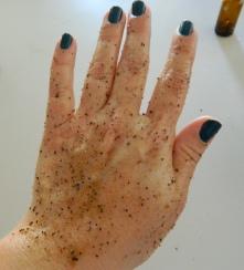 1 My hand