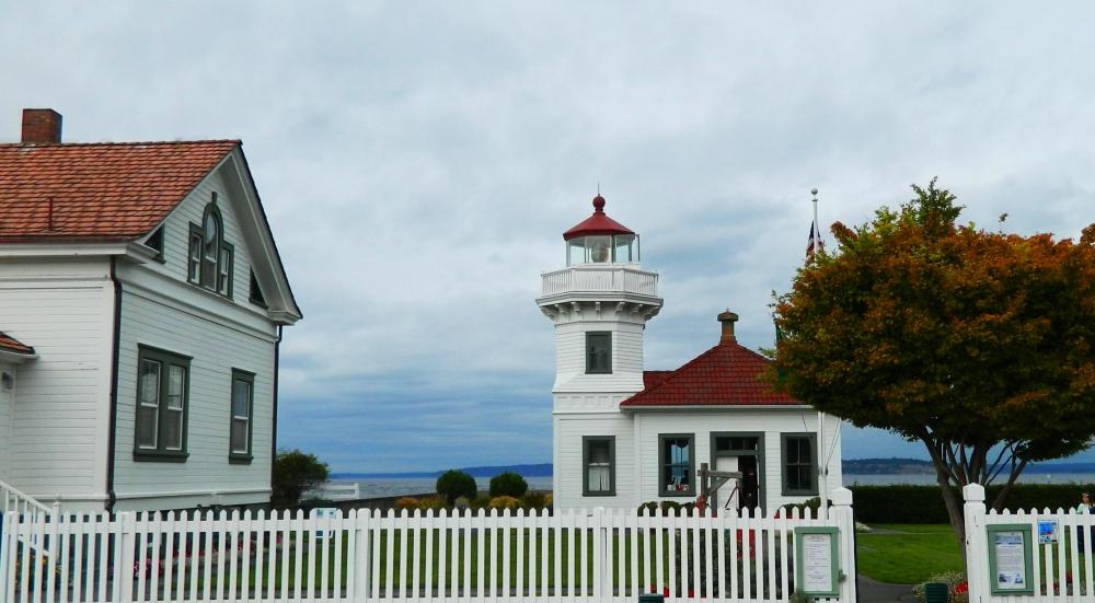 1 Mukilteo Lighthouse