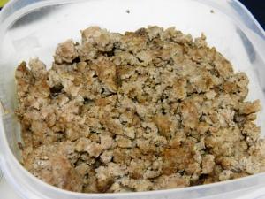 2 Lentil Soup Ground Beef