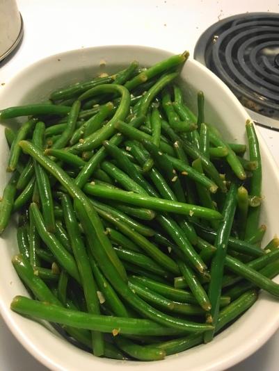 1 Green Beans